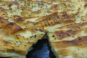 Peynirli Dolama Börek