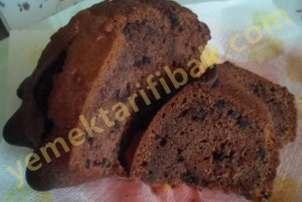 Kakaolu Damla Çikolatalı Kek