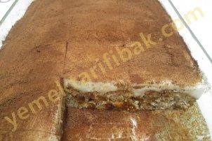 İncirli Pasta