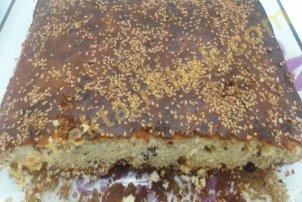 Kuru Kayısı Ve Üzümlü kek